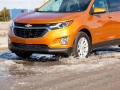 2018 Chevrolet Equinox Grille