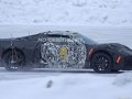 2019 Chevrolet Corvette C8 side view