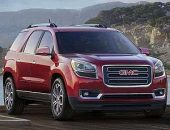 2016 GMC Acadia mpg, specs, price
