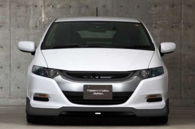 2016 Honda Insight 7
