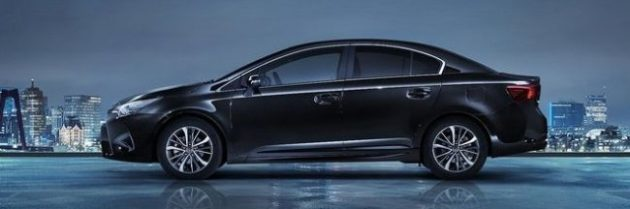 2016 Toyota Avensis Sedan Wagon Pictures Review Specs