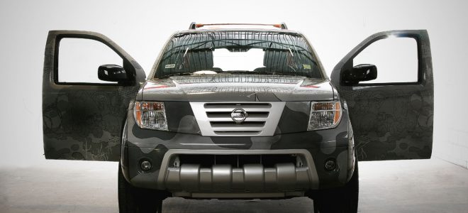 2017 Nissan Armada Redesign Pictures