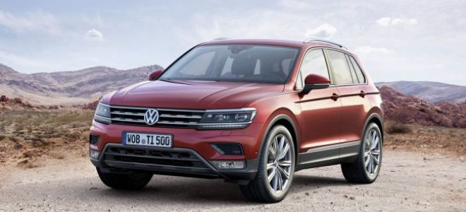 2017 Volkswagen Tiguan Sel Review Pictures