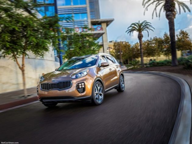 Kia Sportage Review Price Interior Colors Release Date - Net car show