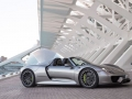 2015 Porsche 918 Spyder Exterior
