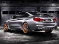 2016 BMW M4 GTS Rear and Side