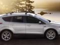 2016 Ford Escape Side View