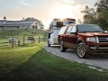 2016 Ford Expedition Towing