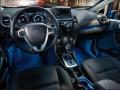 2016 Ford Fiesta Dashboard 1