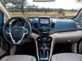 2016 Ford Fiesta Dashboard