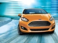 2016 Ford Fiesta Front