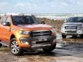 2016 Ford Ranger Wildtrak 2x
