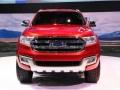 2016 Ford Ranger Wildtrak Front