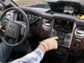 2016 Ford Super Duty Truck Dashboard