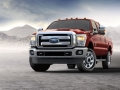 2016 Ford Super Duty Truck Front