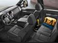 2016 Ford Super Duty Truck Interior