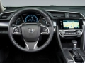 2016 Honda Civic Dashboard