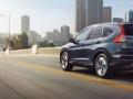 2016 Honda CRV On the road