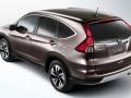 2016 Honda CRV Rear Side