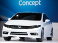 2016 Honda Insight Front