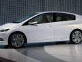 2016 Honda Insight Side View