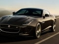 2016 Jaguar F Type Coupe Black