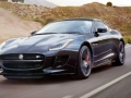2016 Jaguar F Type Coupe Exterior