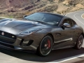 2016 Jaguar F Type Coupe Front
