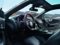 2016 Jaguar F Type Coupe Interior