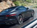 2016 Jaguar F Type Coupe Rear