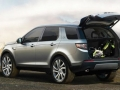 2016 Land Rover Discovery Sport Back
