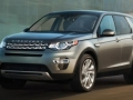 2016 Land Rover Discovery Sport Front Side