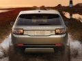 2016 Land Rover Discovery Sport Rear 1