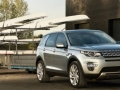 2016 Land Rover Discovery Sport Towing