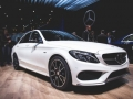 2016 Mercedes-Benz C450 AMG Front Right Side