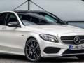 2016 Mercedes-Benz C450 AMG Front Side