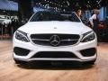 2016 Mercedes-Benz C450 AMG Front