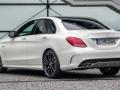 2016 Mercedes-Benz C450 AMG Rear Side