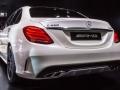 2016 Mercedes-Benz C450 AMG Rear