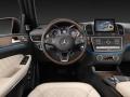 2016 Mercedes Benz GLS Dashboard