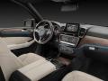 2016 Mercedes Benz GLS Interior