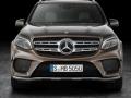 2016 Mercedes Benz GLS front
