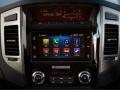 2016 Mitsubishi Pajero Control Panel