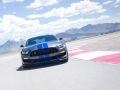 2016 Mustang Shelby GT350R Blue stripes Front