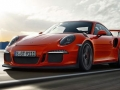 2016 Porsche 911 GT3 RS Front Side