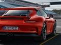 2016 Porsche 911 GT3 RS Rear Side