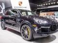 2016 Porsche Cayenne 4