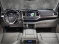 2016 Toyota Highlander Dashboard