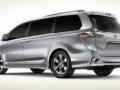 2016 Toyota Sienna Rear Side