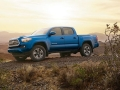 2016 Toyota Tacoma Side View